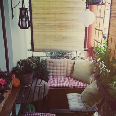 balkon ...