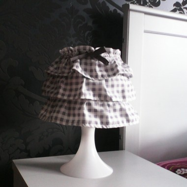 Ubranko na lampkę nocną :)