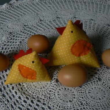 Wielkanocne szyjątka:)