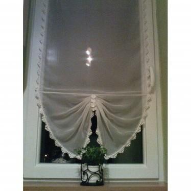 Moje małe okienko w kuchni.