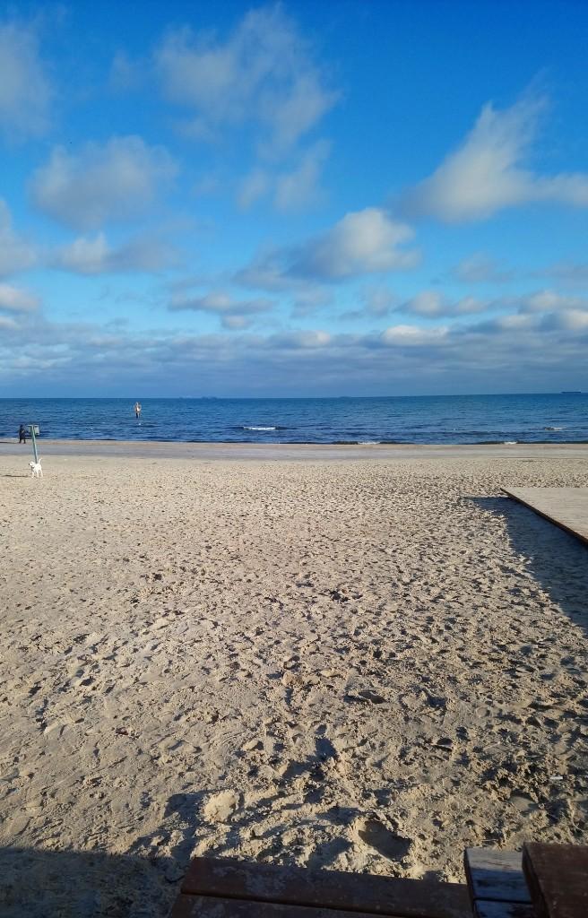 Dekoratorzy, Czas na serduszka....................... - .................i plaża.............