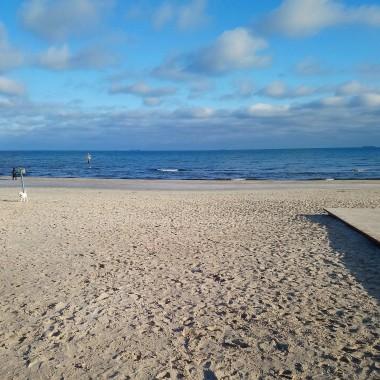 .................i plaża.............