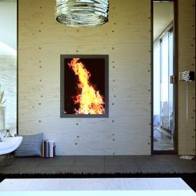 Wamhouse projekt sypialni z łazienką