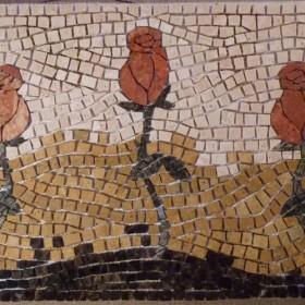 dekoracje z mozaiki
