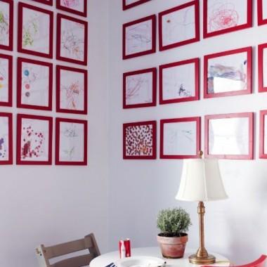 Ramki, malunki i inne ciekawe rzeczy, które mogą sprawić, że Twoja ściana będzie wyglądała intrygująco.