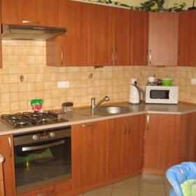ściany w kuchni