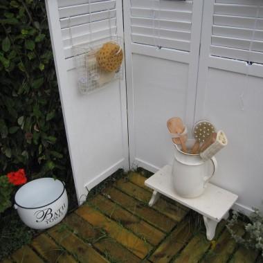 Ogrodowy prysznic :)
