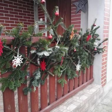 Trochę już późno , ale wstawiam jeszcze kilka świątecznych i poświątecznych ujęć .