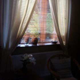 Otwieram okno....