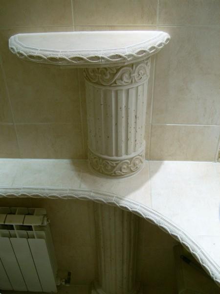 łazienka W Stylu Antycznym Deccoriapl