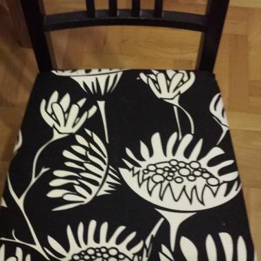 Krzesła szybka przeróbka