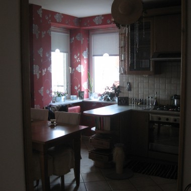 Witajcie, do tej pory z zamiłowaniem i podziwem oglądałam Wasze mieszkania i teraz chcę się podzielić tym co stworzyłam przez ostatnie lata ( mój salon jest połączony z kuchnią). Niestety zdjęcia nie są zbyt profesjonalne.