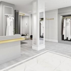 Salon Carmen w wersji: złoto / róż / czerń