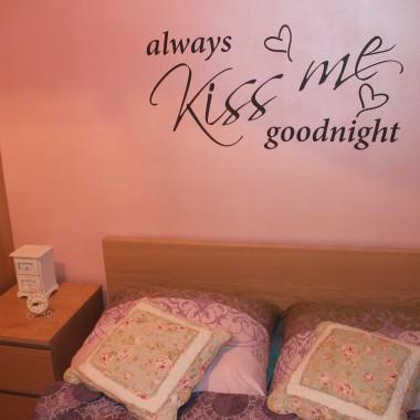 słodka sypialnia