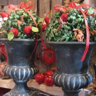 Czerwono, świątecznie i...konkurs:)