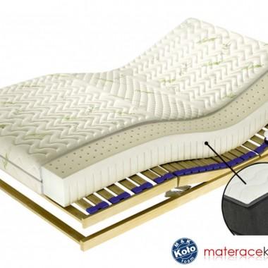 Materace lateksowe MK Koło foam