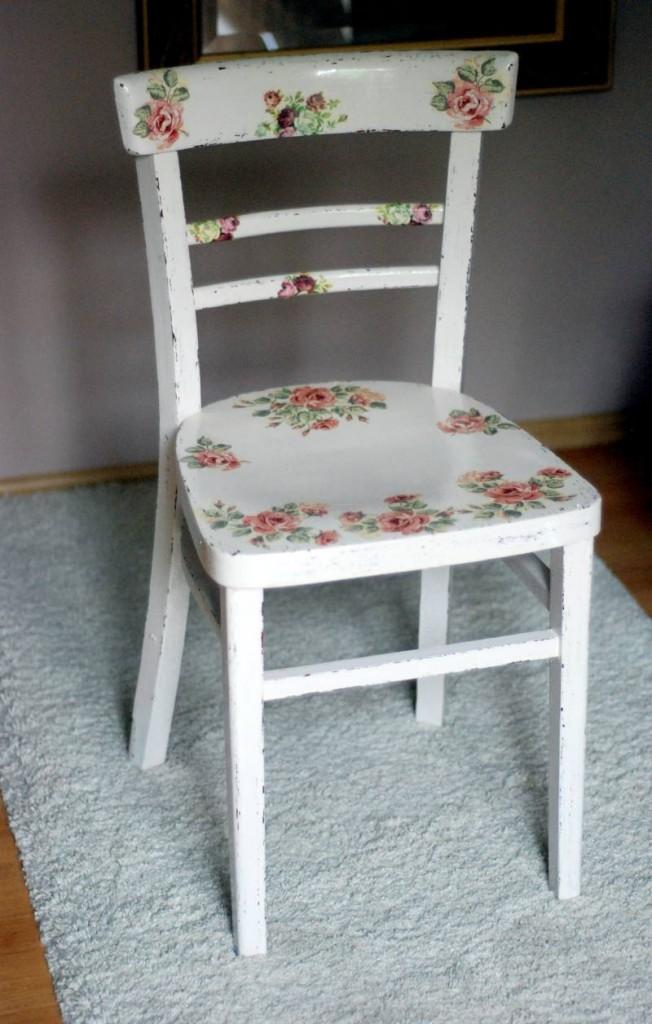 Zrób to sam, Krzesła