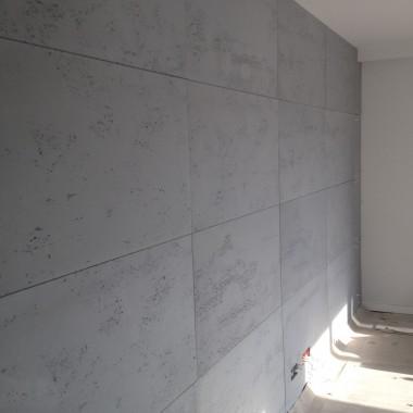 Ściana z betonu architektonicznego Luxum.