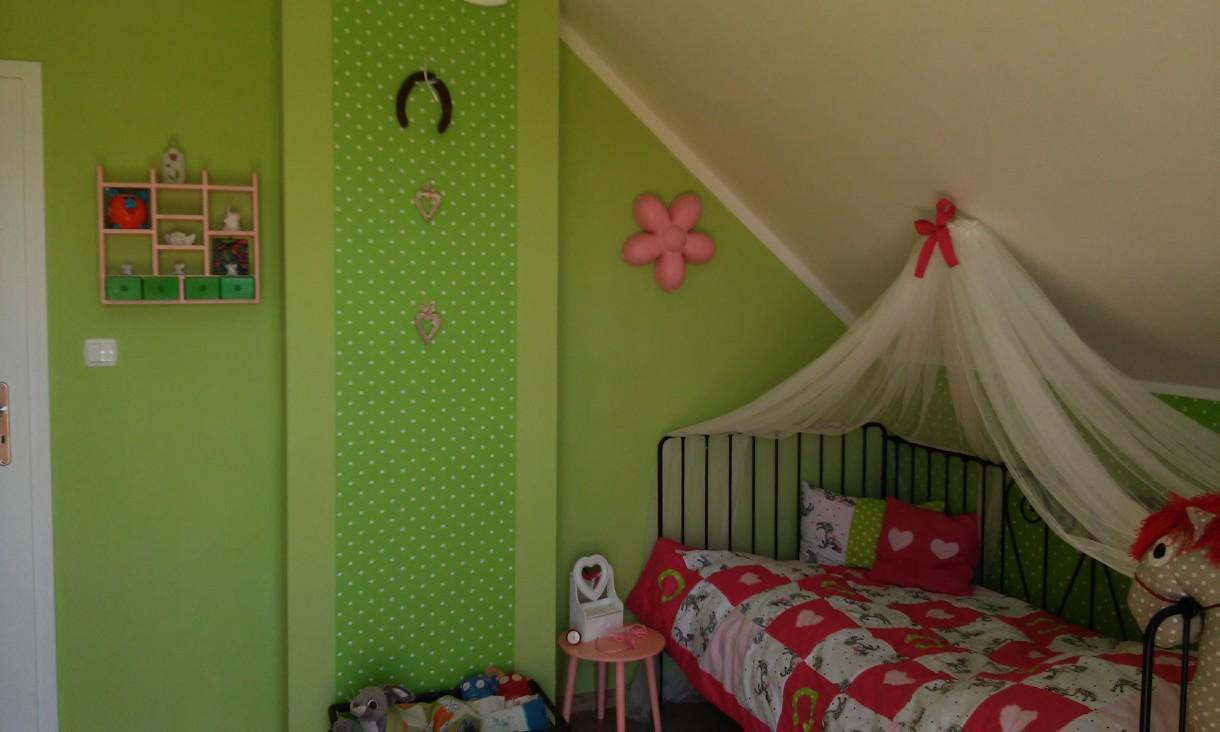 Metamorfoza pokoju córki