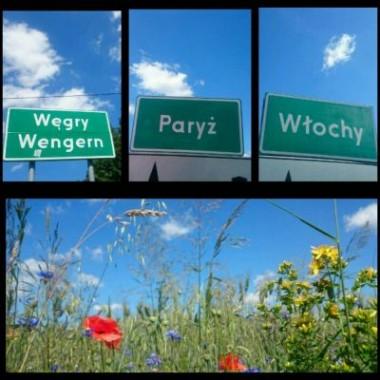 Zagraniczne wczasy w Polsce &#x3B;))) szaleństwo rowerkowe :)))154 km z jednego kręcenia &#x3B;)))..... Kręcę bo lubię, widoczki mam gratis :)))