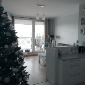 Nowe mieszkanie jeszcze w świątecznej odsłonie
