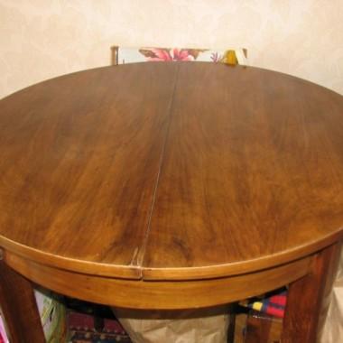 """""""babciny"""" stół"""
