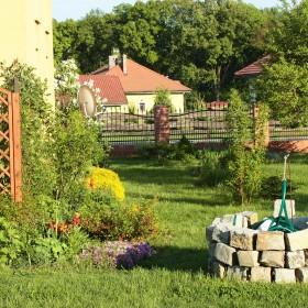 Ogród i maj
