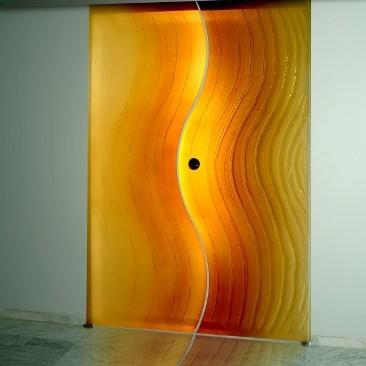 Szkło we wnętrzach
