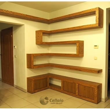 Półki + komoda Cellaio