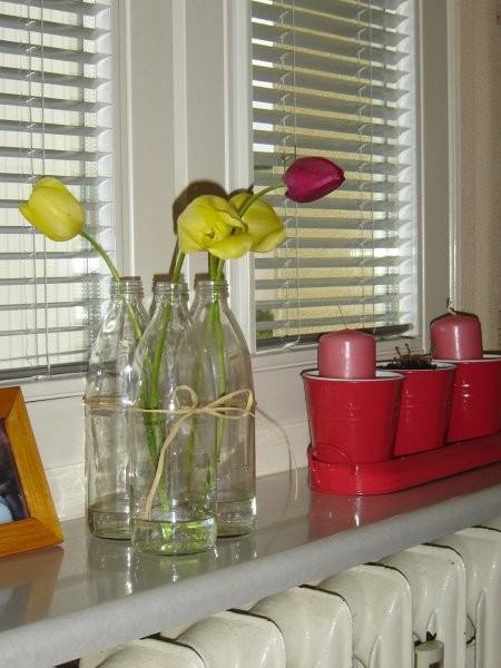 Salon, wiosenne ciągłe zmiany