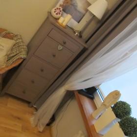 sypialnia w nowej wersji