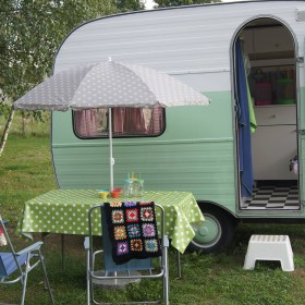 Domek mobilny &#x3B;-)