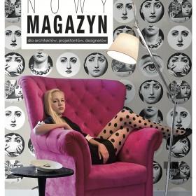mój dom na okładce magazynu dla architektów &#x3B;)))