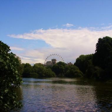 The Royal Garden ( Królewski ogród) w Londynie