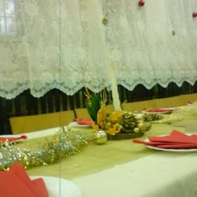 Przy wigilijnym stole