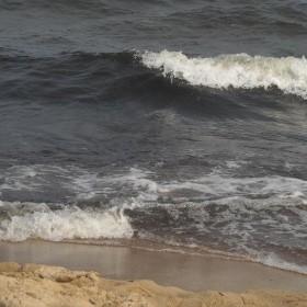 Wzburzone morze............................