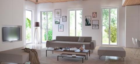 Więcej naturalnego światła i lepsze samopoczucie dzięki oknom i drzwiom balkonowym Edge marki WnD