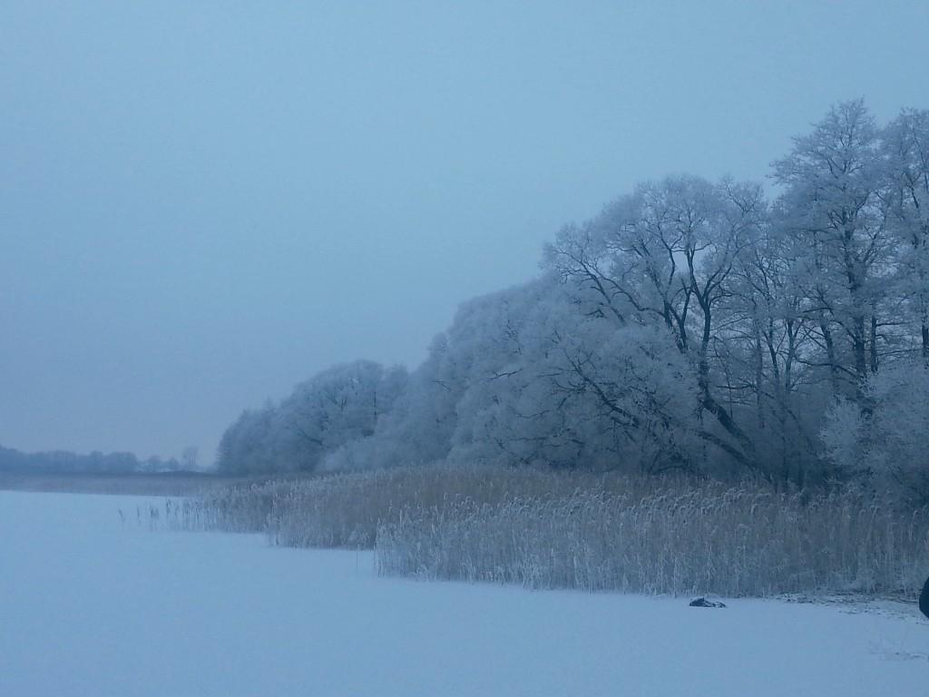 Pozostałe, Zima na Mazurach