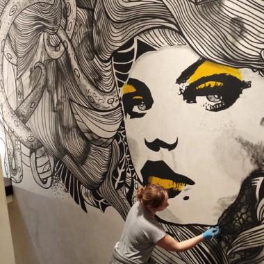 Artystyczne malowanie ścian, artystyczne malowanie wnętrz