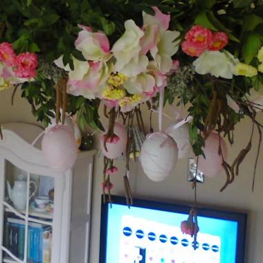 Kwiaty w moim salonie.