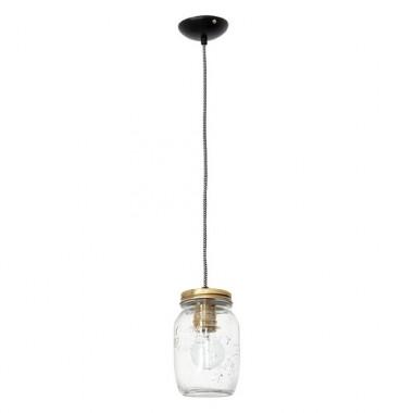 Lampy ze słoików