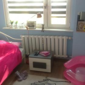 Nasze nowe mieszkanie,pokój corki