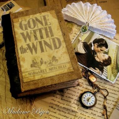 przeminęło z wiatrem - pamiętnik