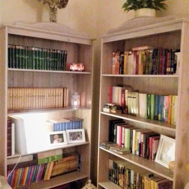 moje kochane książki nareszcie mają swoje miejsce&#x3B;)))