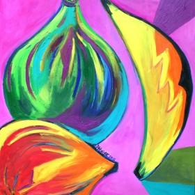 po godzinach maluję :)