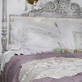 Sypialnia a la Vintage Chic