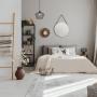 Domy i mieszkania, Kobiece wnętrza. Inspiracje od Activejet - AJE-LOLY jest komplementarna z lampami wiszącymi, co pozwoli na aranżację w tym samym stylu.