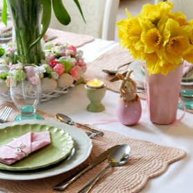 Pastelowa Wielkanoc :)