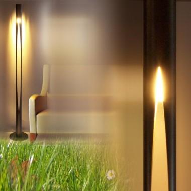 lampa podłogowa energooszczędna - I miejsce w konkursie SLDA w