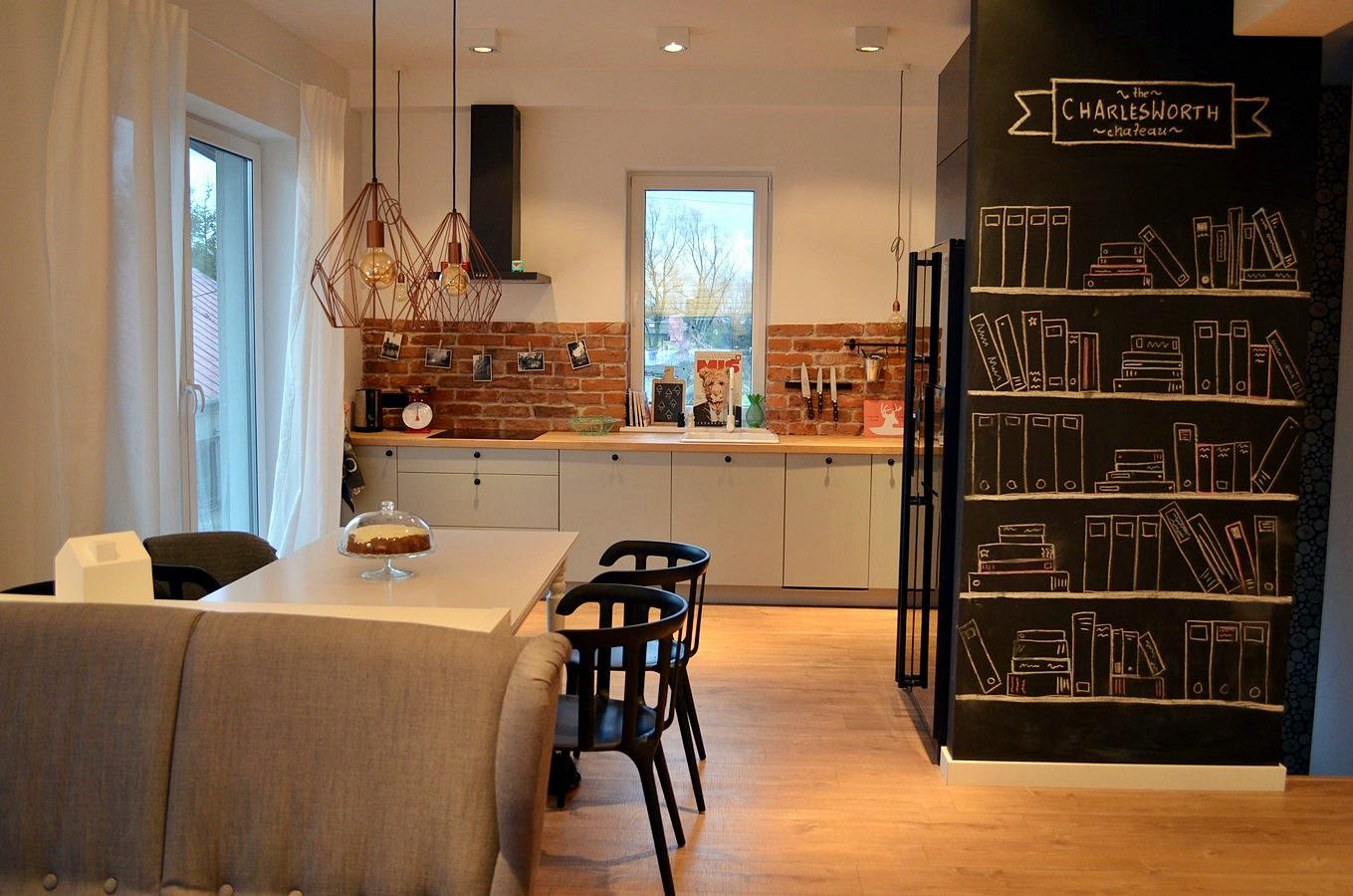 Kuchnia Otwarta Na Salon Jak Ją Urządzić Deccoriapl